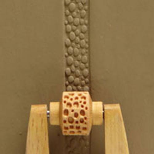 MRL-06 Dots/Circles 10mm Mini Roller