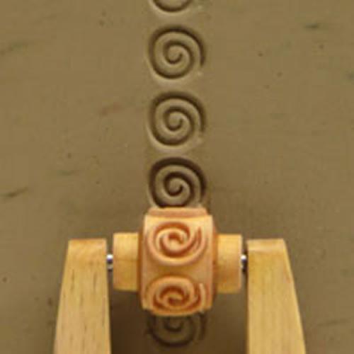 MRL-14 Hypnotic Spirals 10mm Mini Roller