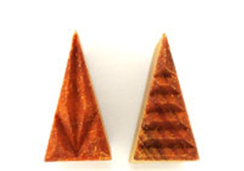 STST-3 Tall Triangle #3 - 3 cm x 1.5 cm Stamp