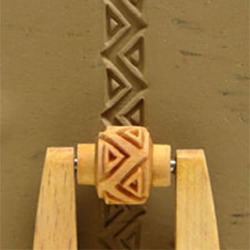 MRL-23 Geometric 10mm Mini Roller