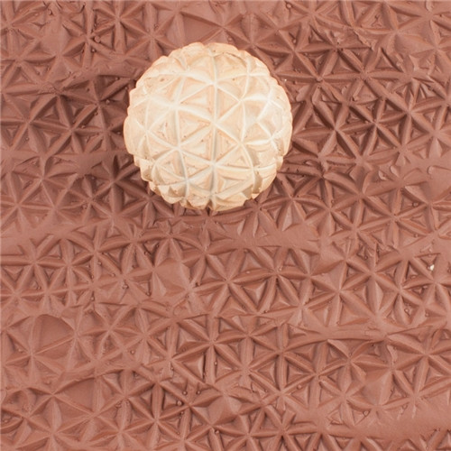TS-21 Triangles Texture Sphere