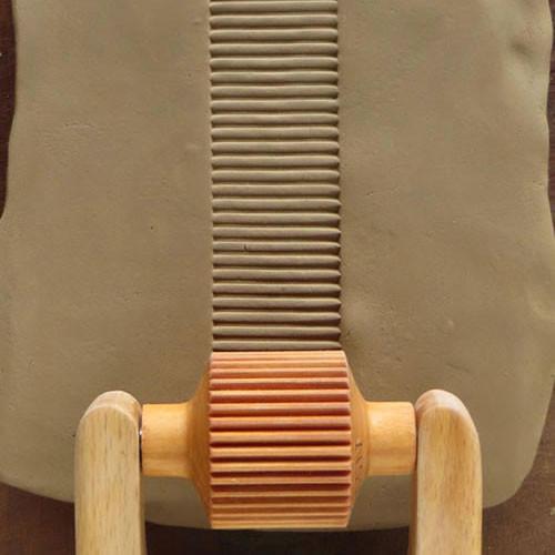 RM-011 Horizontal Lines - 3 cm Roller