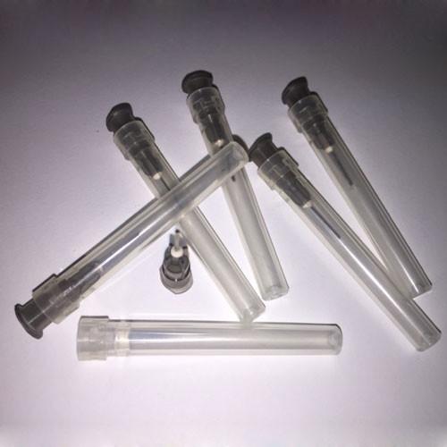 Set of Six 22 Gauge Needle Tips