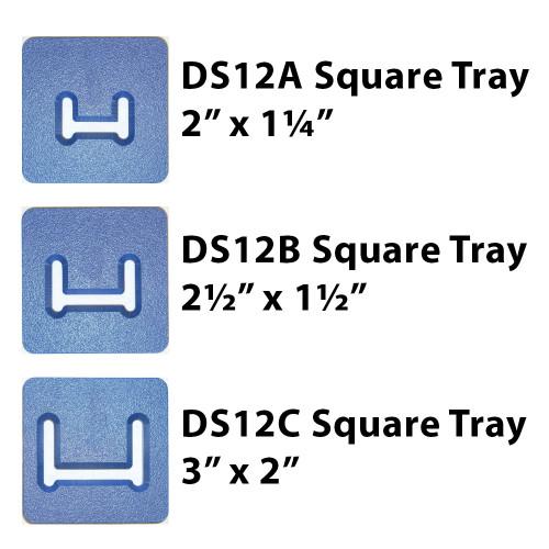 Square Tray Die Set
