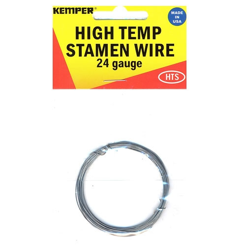 Kemper HTS Hi Temp Stamen Wire 24 gauge