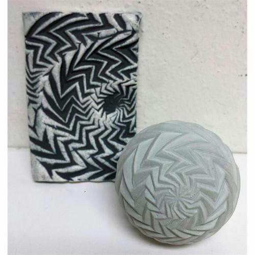 TS-13 Zigzag Texture Sphere