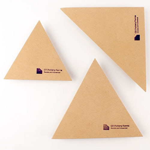 Corner Triangle 8 in