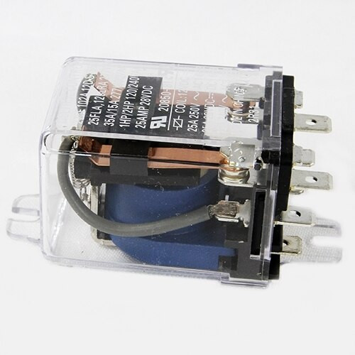 Skutt 25 Amp Relay - 5 Slot Box