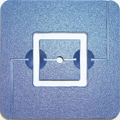 "2"" Hollow Square - 926C"