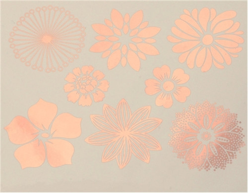 Large Flowers (8)