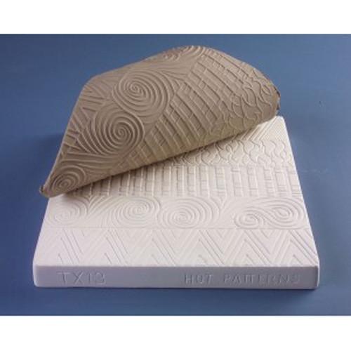 Hot Patterns Texture Mold TX13