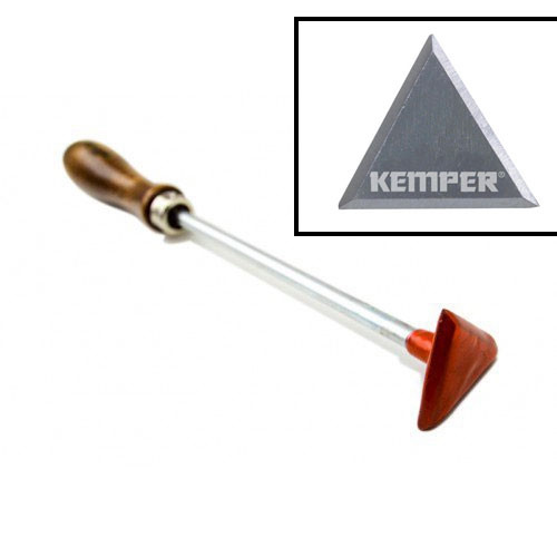 Kemper TT3 Turning Tool - Triangle