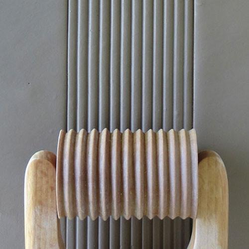 RL-101 Small Ridges - 6 cm Roller