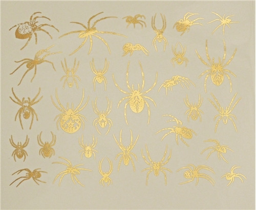 Spiders - Gold