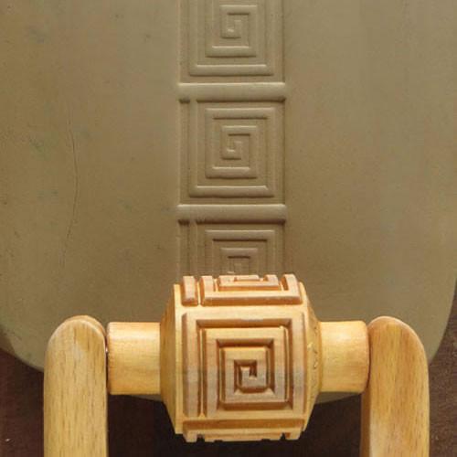 RM-001 Square Spiral - 3 cm Roller