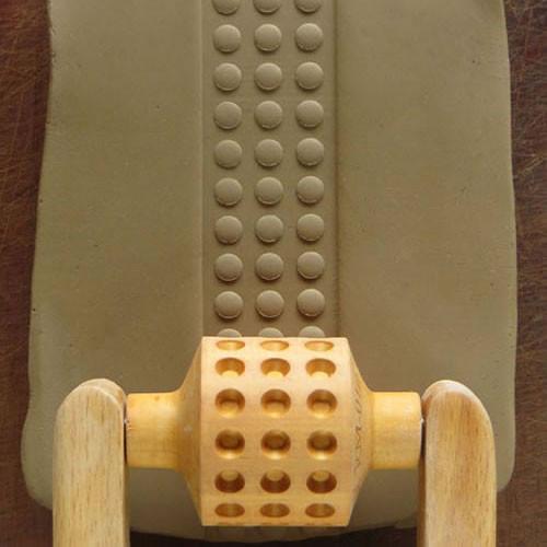 RM-010 Dots - 3 cm Roller