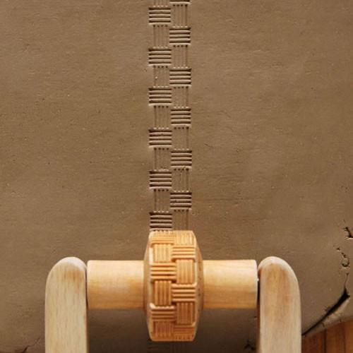 RS-001 Basket Weave - 1.5 cm Roller