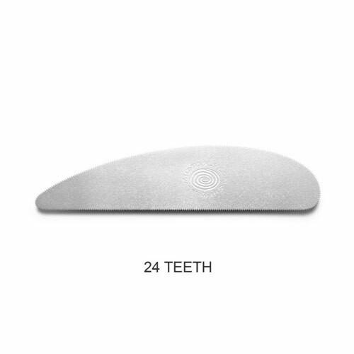 Long Scraper Rib - 24 teeth