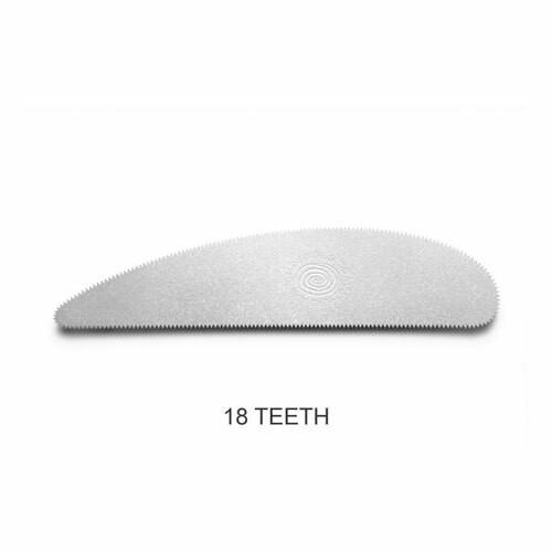 Long Scraper Rib - 18 teeth