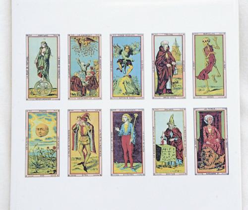 Tarot 1 - Full Color