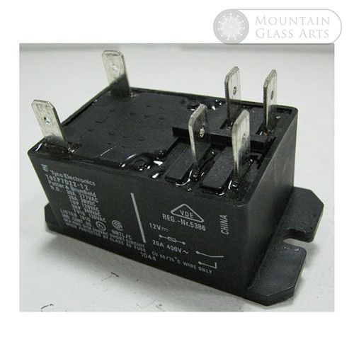 Paragon TF20 Relay - 25 amp 200-240v coil