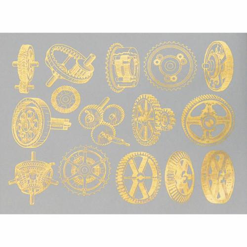 Gears - Gold