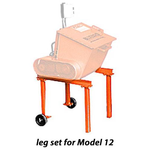 Bluebird Model 12 Optional Leg Set