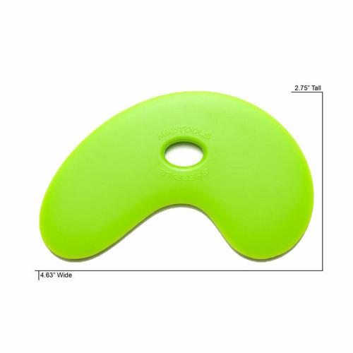 Small Bowl Polymer Rib