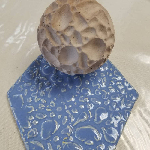TS-19 Pebbles Texture Sphere