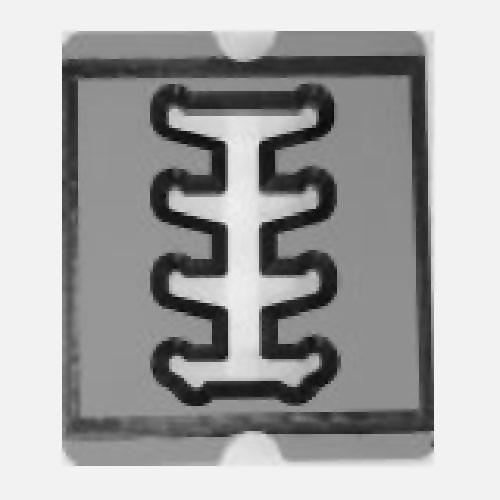 BB Solid Tile Setter Die