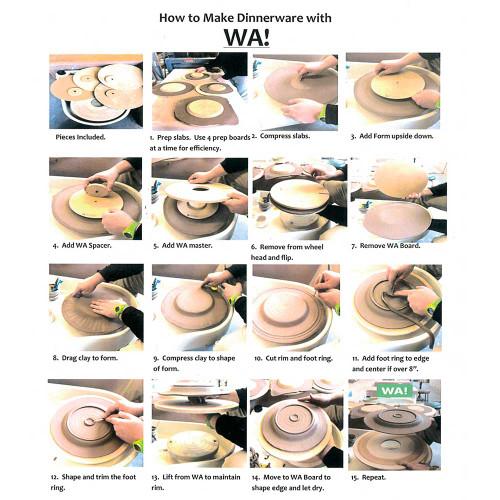 WA (Wheel Attachment) Starter Set