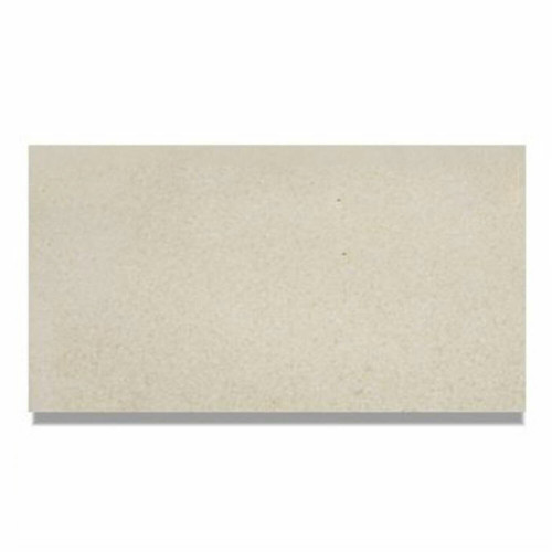"High Alumina 21"" x 10.5""  Square Half Kiln Shelf - 3/4"" thick"