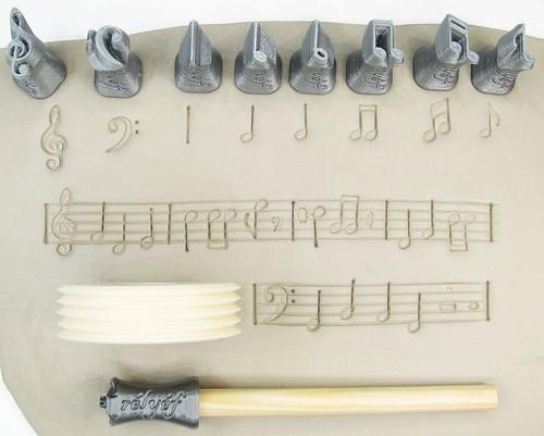 Music symbols set 0.6