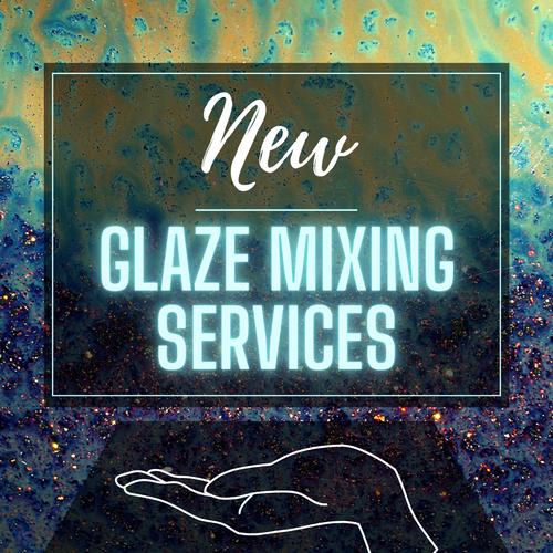 Glaze Mixing Service