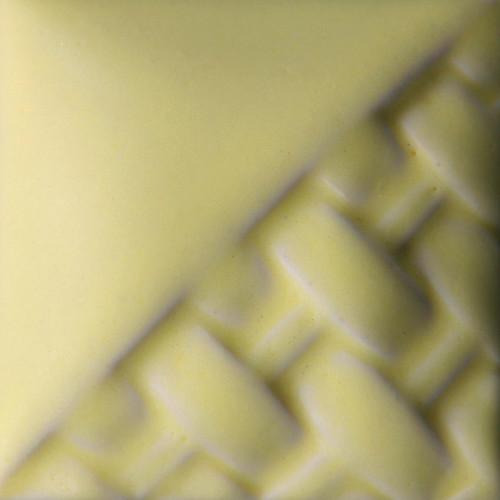 Yellow Matte Pint