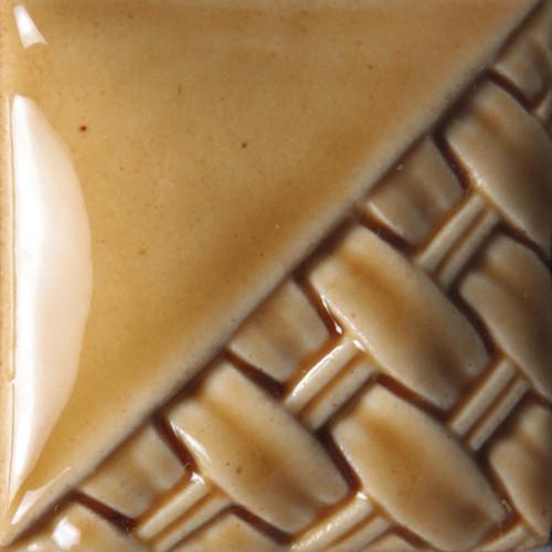 Amber Topaz Ice Glaze Pint