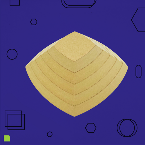 Spherical Square Stack Pack