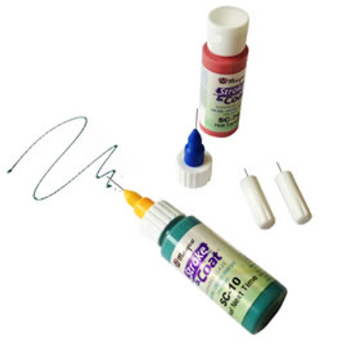 Fineline Applicator Tip w/ 1 Inch needle for Mayco