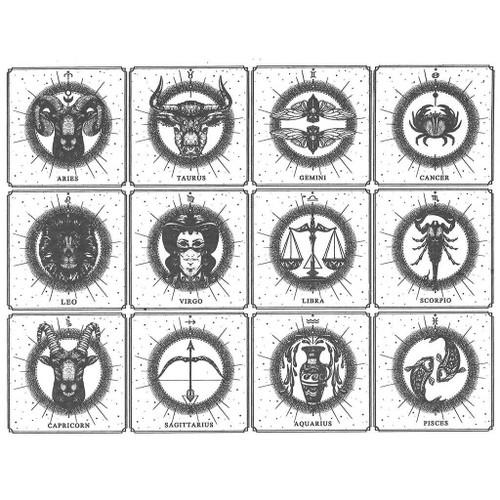 Zodiac 19x13