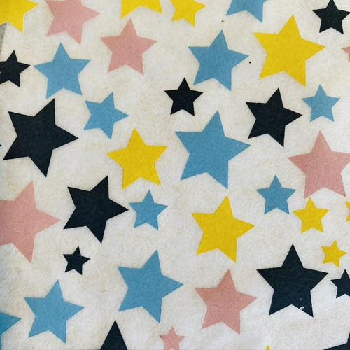 Multicolored Stars