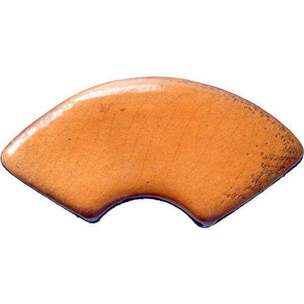 872 Orange Raku Glaze