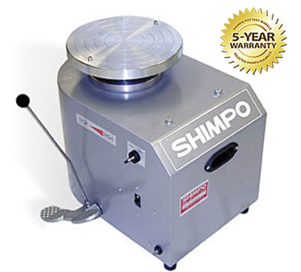 Shimpo RK-Whisper with Splashpan