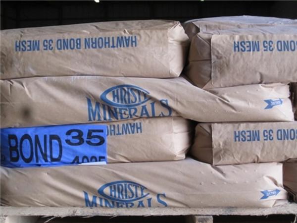 Hawthorn Fireclay - 35 mesh FULL BAG