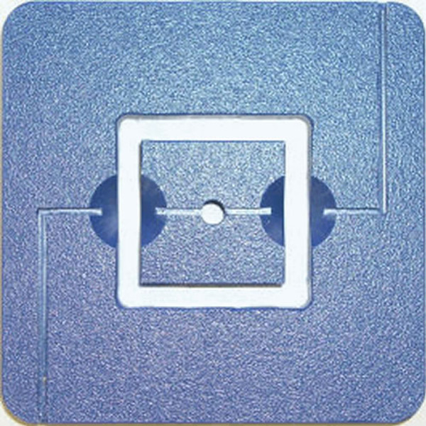 """2"""" Hollow Square - 926C"""