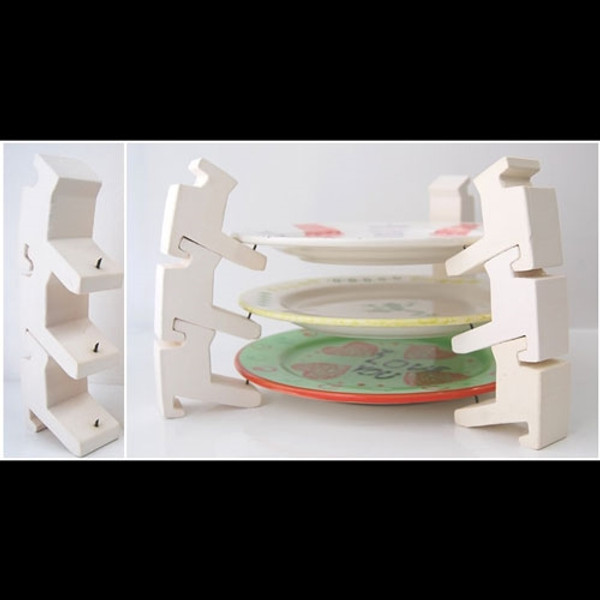 Plate Rack - set of 3 pieces