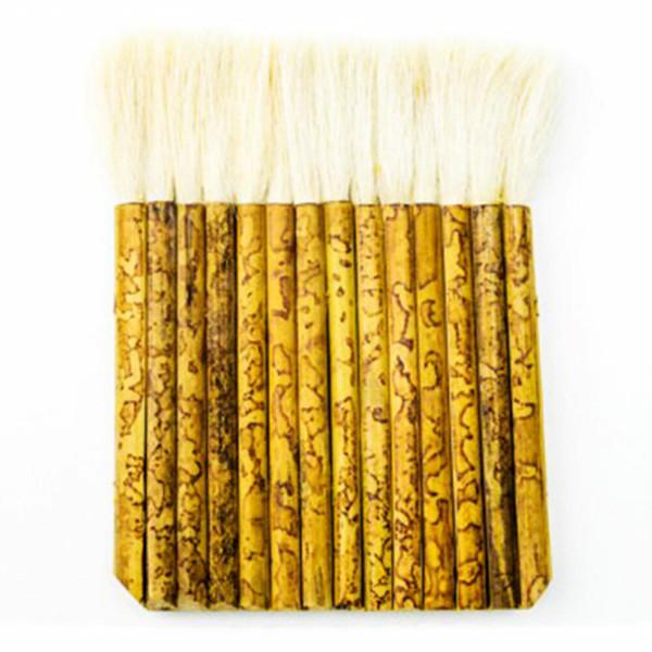 Multi-Stem Hake Brush