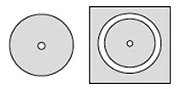 "4"" Expansion Slab Die Kit Aluminum"