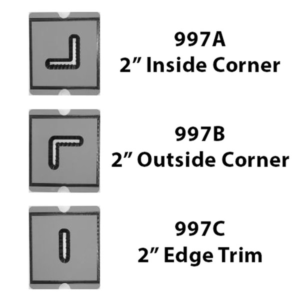 BB Tile Accessory - 3 Pc