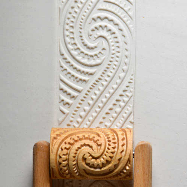RL-022 Maori Spirals 2