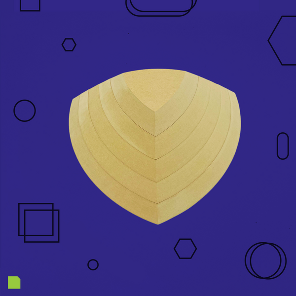 Spherical Triangle Stack Pack